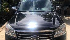 Cần bán lại xe Ford Everest sản xuất năm 2010, màu đen, 520 triệu giá 520 triệu tại Lâm Đồng