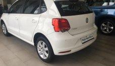 Cần bán xe Volkswagen Polo 1.6 AT năm sản xuất 2018, màu trắng, xe nhập giá 695 triệu tại Đà Nẵng