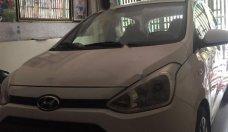Cần bán xe Hyundai Grand i10 1.0 MT Base năm 2015, màu trắng, xe nhập chính chủ, giá 250tr giá 250 triệu tại Nam Định