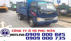 Xe tải Jac 2T4|Xe tai jac 2t4 được nhập khẩu kinh kiện đồng bộ từ Jac Motor giá 255 triệu tại Hà Nội