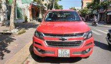 Bán xe Chevrolet Colorado 1 cầu đời 2017, màu đỏ, xe nhập giá 500 triệu tại BR-Vũng Tàu