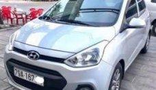Gia đình bán Hyundai Grand i10 sản xuất 2014, màu bạc, nhập khẩu   giá 295 triệu tại Khánh Hòa