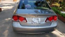 Bán xe cũ Honda Civic đời 2008, màu bạc, xe nhập giá 360 triệu tại Thái Bình