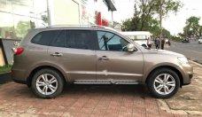 Cần bán Hyundai Santa Fe SLX 2010, màu nâu, xe nhập giá 730 triệu tại Gia Lai