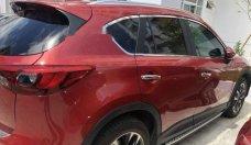 Bán Mazda CX 5 đời 2017, màu đỏ, ít sử dụng, xe cũ giá 835 triệu tại Khánh Hòa
