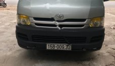 Bán xe Toyota Hiace 2.5 năm sản xuất 2008, màu xanh lam  giá 310 triệu tại Hà Nội