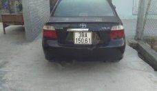 Bán Toyota Vios sản xuất năm 2005, màu đen, nhập khẩu nguyên chiếc giá 190 triệu tại Gia Lai