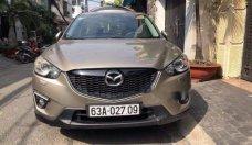 Cần bán xe Mazda CX 5 2.0 đời 2014, màu nâu ít sử dụng giá 685 triệu tại Tp.HCM