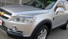 Bán Chevrolet Captiva LT Maxx, máy dầu 2.0, số sàn, đk T5/ 2011, sx 2010, màu bạc mới đẹp giá 449 triệu tại Tp.HCM