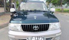 Bán Toyota Zace dòng GL, sản xuất 12/2004-Màu xanh vỏ dưa hiếm có, xe rin 100%-mới như trong hãng giá 305 triệu tại Bình Dương