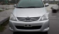 Cần bán Toyota Innova MT đời 2011, màu bạc giá 398 triệu tại TT - Huế