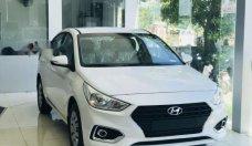 Cần bán xe Hyundai Accent 1.4MT đời 2018, màu trắng, giá chỉ 424.99 triệu giá 425 triệu tại TT - Huế