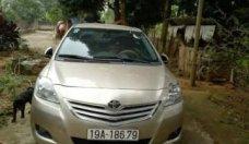 Bán ô tô Toyota Vios 1.5 MT năm 2013, màu vàng cát, chính chủ giá 340 triệu tại Phú Thọ