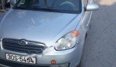 Bán Hyundai Verna 2009 số tự động, màu bạc, nhập khẩu nguyên chiếc giá 235 triệu tại Ninh Bình
