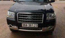 Cần bán Ford Everest đời 2009, màu đen, nhập khẩu chính chủ giá 395 triệu tại Thanh Hóa
