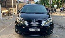 Bán xe cũ Toyota Sienna 3.5 AT 2015, màu đen giá 3 tỷ 99 tr tại Hà Nội