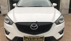 Bán ô tô Mazda CX 5 2.0 AT sản xuất năm 2016, màu trắng chính chủ giá 768 triệu tại Hải Phòng