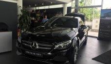 Bán Mercedes C200 năm 2018, màu đen giá 1 tỷ 489 tr tại Hà Nội