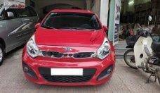 Cần bán xe Kia Rio 1.4 AT đời 2013, màu đỏ, nhập khẩu giá 440 triệu tại Hà Nội
