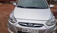 Bán ô tô Hyundai Accent sản xuất năm 2012, màu bạc, xe nhập, giá 410tr giá 410 triệu tại Bắc Ninh