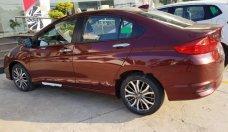 Bán Honda City 1.5TOP sản xuất 2018, màu đỏ, giá 599tr giá 599 triệu tại Đồng Nai