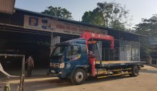 Xe cứu hộ 3 chức năng sàn trượt càng kéo chở xe Thaco 950A giá 560 triệu tại Hà Nội