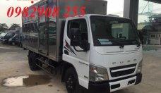Bán xe tải Mitsubishi Canter 4.99 tải trọng 2.1 tấn thùng dài 4.35m đời mới 2018. Giá tốt liên hệ 0982908255 giá 597 triệu tại Tp.HCM