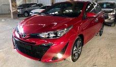 Bán Toyota Yaris 1.5G đời 2018, màu đỏ, nhập khẩu nguyên chiếc, mua xe nhanh kẻo tết, LH: Em Nhung 0934065703 giá 650 triệu tại Tp.HCM