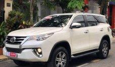Cần bán lại xe Toyota Fortuner sản xuất năm 2017, màu trắng giá 1 tỷ 110 tr tại Tp.HCM
