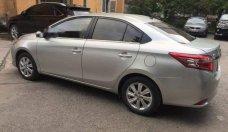 Cần bán gấp Toyota Vios G 2015, màu bạc, giá chỉ 490 triệu giá 490 triệu tại Hà Nội