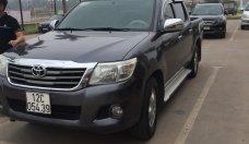 Cần bán xe Toyota Hilux E sản xuất 2011, màu xám (ghi), nhập khẩu giá 380 triệu tại Bắc Giang