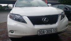 Bán xe cũ Lexus RX350 2011, màu trắng giá 1 tỷ 820 tr tại Hà Nội