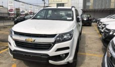 Bán Chevrolet Colorado năm sản xuất 2018, màu trắng, nhập khẩu giá 624 triệu tại Tp.HCM