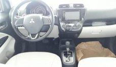Bán xe Mitsubishi Attrage 1.2 CVT đời 2018, màu xám, nhập khẩu nguyên chiếc giá 475 triệu tại Hải Phòng