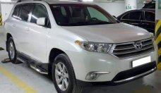 Bán Toyota Highlander SE 2011 nhập khẩu từ Mỹ, xe một đời chủ, chính chủ sử dụng giá 1 tỷ 600 tr tại Tp.HCM