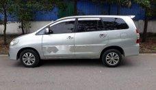 Bán xe Toyota Innova 2015, màu bạc giá 550 triệu tại Hà Nội