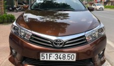 Bán xe Toyota Corolla altis 2.0V 2015, màu nâu giá 750 triệu tại Hà Nội