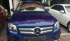 Bán xe Mercedes GLC300 sản xuất 2017, màu xanh lam giá 2 tỷ 130 tr tại Hà Nội