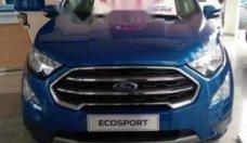 Bán Ford EcoSport Titanium 1.5L AT đời 2018, màu xanh lam, giá tốt giá 613 triệu tại Tp.HCM