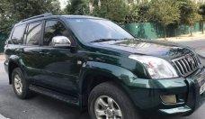 Bán xe Toyota Prado đời 2008 số sàn hai cầu, xe nhập khẩu màu xanh, chạy dầu giá 790 triệu tại Hà Nội