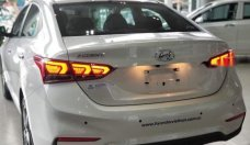 Bán xe Hyundai Accent năm sản xuất 2018, màu trắng, 540tr giá 540 triệu tại Tp.HCM