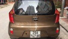 Cần bán Kia Morning đời 2011, màu nâu, nhập khẩu nguyên chiếc chính chủ giá 242 triệu tại Hà Nội