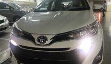 Bán xe Toyota Vios 1.5G sản xuất 2018, màu trắng giá 606 triệu tại Tp.HCM