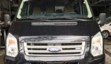 Bán Ford Transit LX 16 chỗ đời cuối 2015, màu đen giá 535 triệu tại Tp.HCM