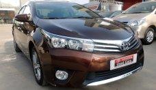 Bán ô tô Toyota Corolla altis 1.8G đời 2017, mới 96% giá 755 triệu tại Hà Nội