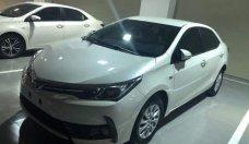 Bán ô tô Toyota Corolla altis 1.8E CVT đời 2018, màu trắng giá cạnh tranh giá 703 triệu tại Tp.HCM