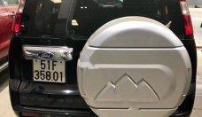 Bán Ford Everest 2.5L 4x2 MT sản xuất 2015, màu đen xe gia đình giá 660 triệu tại Tp.HCM