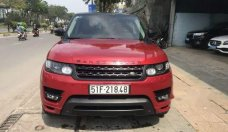 Bán ô tô LandRover Range Rover đời 2015, màu đỏ, nhập khẩu giá 4 tỷ 580 tr tại Tp.HCM