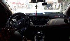 Cần bán Hyundai Grand i10 năm sản xuất 2015, màu đỏ, nhập khẩu nguyên chiếc còn mới giá 310 triệu tại Tp.HCM