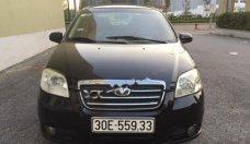 Bán ô tô Daewoo Gentra SX 1.5MT 2009, màu đen số sàn giá cạnh tranh giá 180 triệu tại Hà Nội